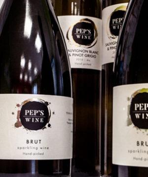 peps wine prva polnitev
