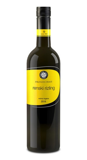 Yellow Renski Rizling 75cl 2016