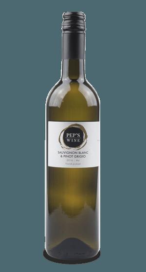 Peps wine-sauvignon-pinot-blanc
